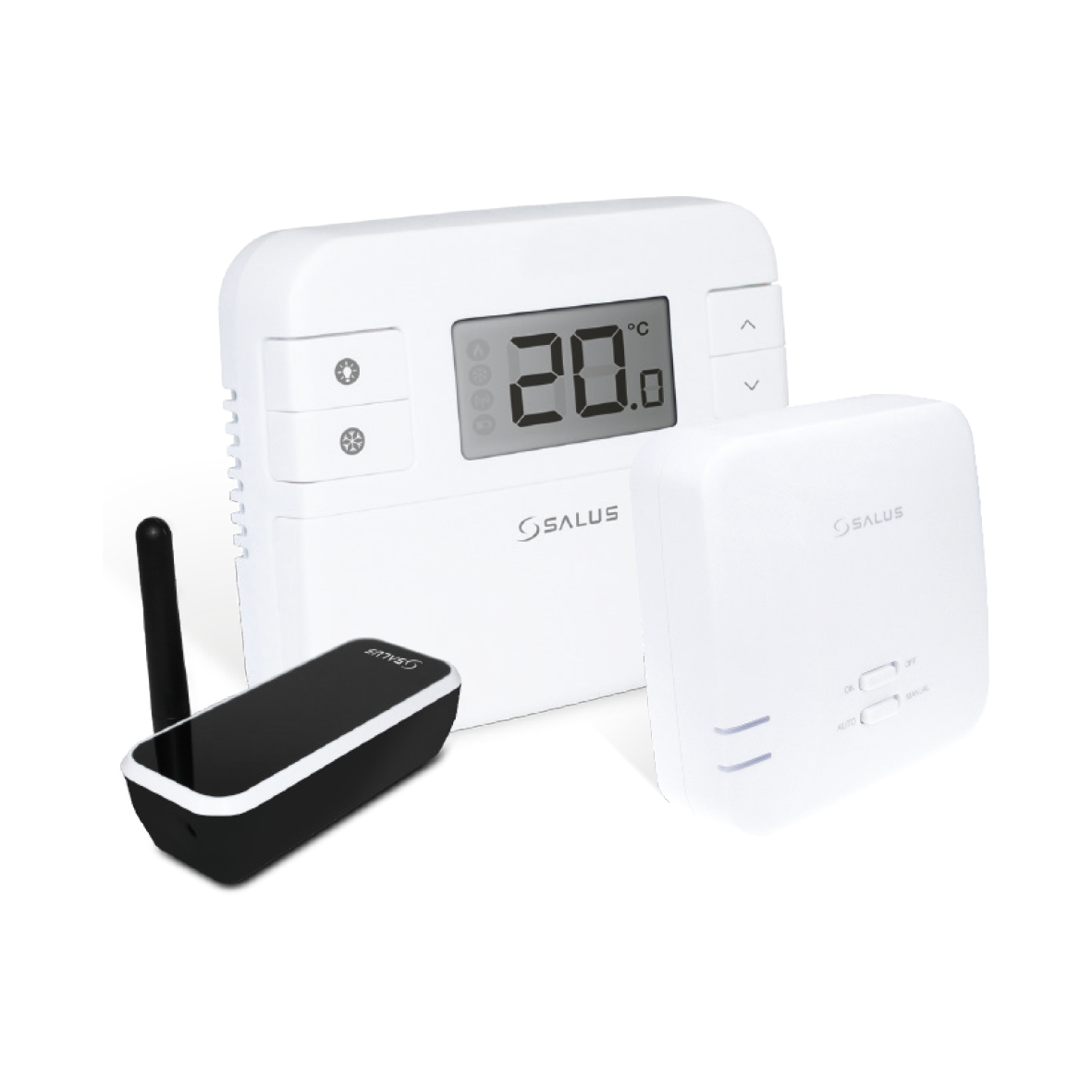 Internet controlled thermostat 3 pin wire connector